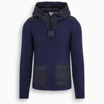 MONCLER X JW ANDERSON   HOODED WOOL SWEATER ウールセーター