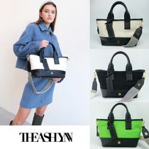 【THE ASHLYNN】MADDISON TOTE BAG MEDIUM 3色