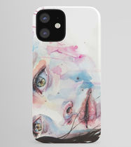 *Society 6* Just one in a thousand iPhone ケース