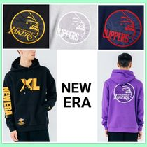 ◇◆NEW ERA◇◆ NEW ERA XLARGE NBAコラボ フーディ<4色>
