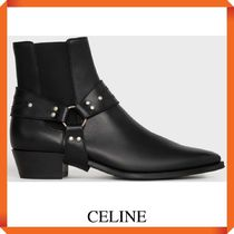 CELINE CAMARGUE CHELSEA BOOT WITH HARNESS