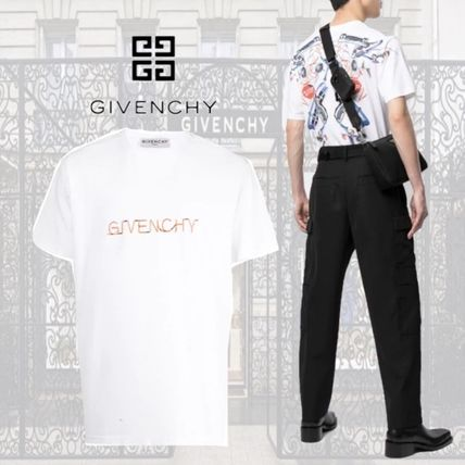 【GIVENCHY直営店】21SS☆新作☆Tシャツ