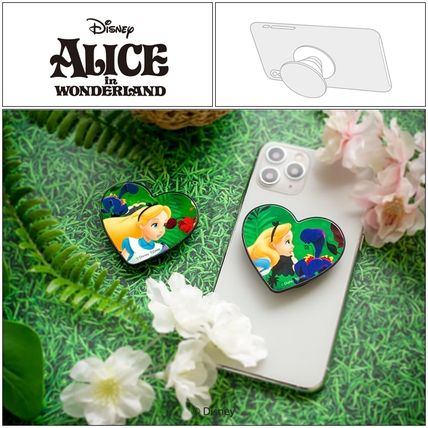 【Disney】Alice Heart Smart Tok
