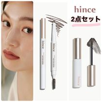 【hince】Signature Brow Pencil & Brow Shaper 2点セット