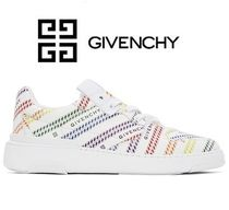 GIVENCHY CHAIN RAINBOW WING LOW SNEAKER 国内発 関税込