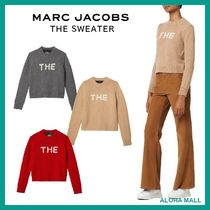【MARC JACOBS】THE SWEATER♪人気♪ウールセーター♪