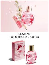 〈CLARINS〉★2021SS★限定★ Fix' Make-Up - Sakura