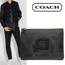 【Coach】Large Multifunctional Pouch ポーチ クラッチバッグ