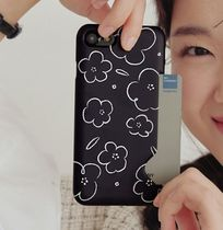 [tipitipo] Drawing floral hard case カード収納ケース