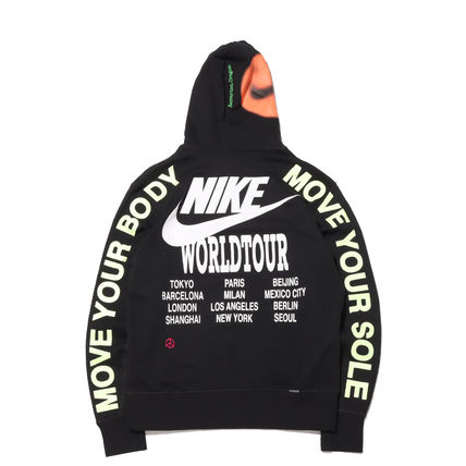Nike パーカー・フーディ 国内発【NIKE】★AS M NSW PO FT HOODIE WORLDTOUR★(3)