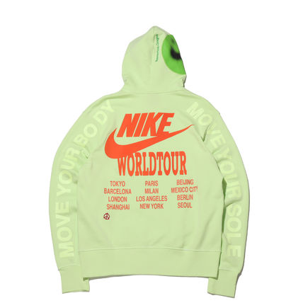 Nike パーカー・フーディ 国内発【NIKE】★AS M NSW PO FT HOODIE WORLDTOUR★(10)
