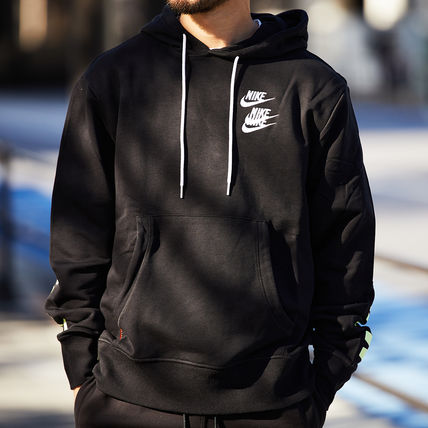 Nike パーカー・フーディ 国内発【NIKE】★AS M NSW PO FT HOODIE WORLDTOUR★(14)