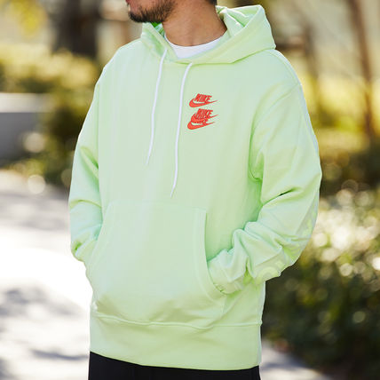 Nike パーカー・フーディ 国内発【NIKE】★AS M NSW PO FT HOODIE WORLDTOUR★(18)