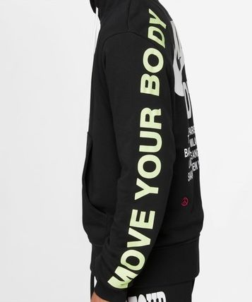 Nike パーカー・フーディ 国内発【NIKE】★AS M NSW PO FT HOODIE WORLDTOUR★(8)