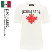 Dsquared2 t-shirt with logo print