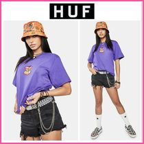 【最新作】人気♪ ☆ HUF ☆ BAD APPLE GRAPHIC TEE