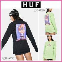 【最新作】 ☆ HUF ☆ DRINKING WITH THE DEVIL GRAPHIC ロンT
