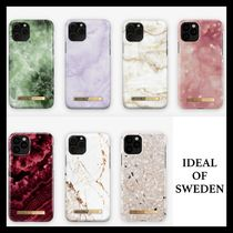 ■iDEAL OF SWEDEN■iPhoneケース大理石調7type
