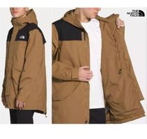 ★TheNorthFace M'S CITY BREEZE RAIN ZIP IN PARKA-AP★