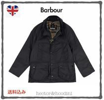 Barbour(バブアー) キッズアウター 英国発!バブアーボーイズ**BedaleWaxedジャケット