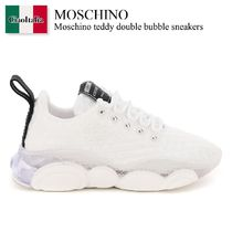 Moschino teddy double bubble sneakers