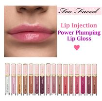 Too Faced☆2021SS☆Lip Injection Power Plumping Lip Gloss