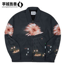 YOUNGWALLJUNCTION]韓国メンズ Firework Jacket men2