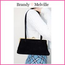 2021Cruise新作♪☆Brandy Melville☆ KISS CLASP MINI PURSE