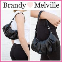 2021Cruise新作♪☆Brandy Melville☆ MINI FAUX LEATHER PURSE