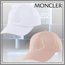 MONCLER★ロゴ ベースボールキャップ【PREVIEW SS21】