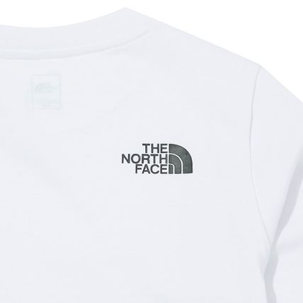 THE NORTH FACE キッズ用トップス ★THE NORTH FACE★送料込み★K'S ESSENTIAL L/S R/TEE NT7TM01(3)