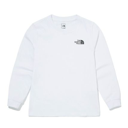 THE NORTH FACE キッズ用トップス ★THE NORTH FACE★送料込み★K'S ESSENTIAL L/S R/TEE NT7TM01(5)
