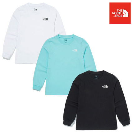 THE NORTH FACE キッズ用トップス ★THE NORTH FACE★送料込み★K'S ESSENTIAL L/S R/TEE NT7TM01