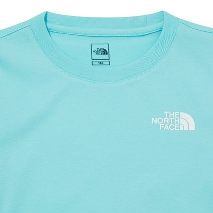THE NORTH FACE キッズ用トップス ★THE NORTH FACE★送料込み★K'S ESSENTIAL L/S R/TEE NT7TM01(12)