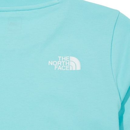 THE NORTH FACE キッズ用トップス ★THE NORTH FACE★送料込み★K'S ESSENTIAL L/S R/TEE NT7TM01(14)