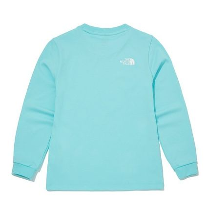 THE NORTH FACE キッズ用トップス ★THE NORTH FACE★送料込み★K'S ESSENTIAL L/S R/TEE NT7TM01(15)