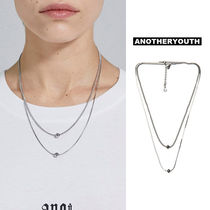 ANOTHERYOUTH(アナザーユース) ネックレス・チョーカー ANOTHERYOUTH正規品★20AW★ツーチェーンネックレス
