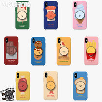 【MALRANG FACTORY】iPhone Galaxy hard case + smarttok