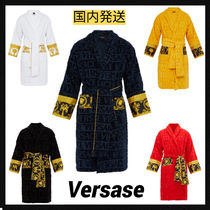 【Versace】アイ ラブ バロック バスローブ 国内発送