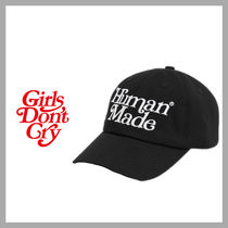 Human Made x Girls Don't Cry キャップ ブラック