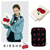 【KIRSH】21SS新作★ DOODLE CHERRY IPAD POUCH