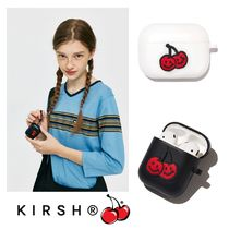 【KIRSH】21SS新作★ 3D DOODLE CHERRY AIRPODS CASE