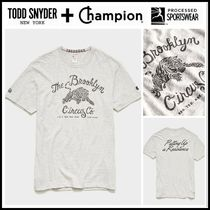 NEW ☆Todd Snyder + Champion☆ BROOKLYN CIRCUS TIGER GRAPHIC