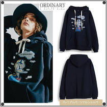 ORDINARY PEOPLE(オーディナリーピープル) パーカー・フーディ ORDINARYPEOPLEのDONALD DUCKS IDEA HOODIE