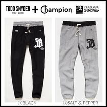 NEW ☆Todd Snyder + Champion☆ BROOKLYN CIRCUS 'B' SWEATPANT