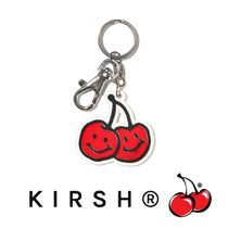 【KIRSH】21SS新作★DOODLE CHERRY RUBBER KEYRING