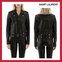 VIP価格【Saint Laurent】BIKER JACKET 関税込