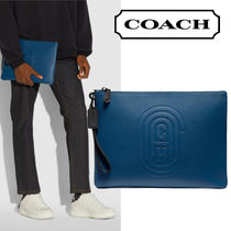 SALE【 Coach 】Pouch 30 With Coach クラッチ セカンド バッグ