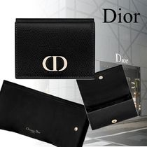 【Dior】30 MONTAIGNE クールなコンパクト ウォレット