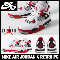 【NIKE】AIR JORDAN 4 RETRO PS